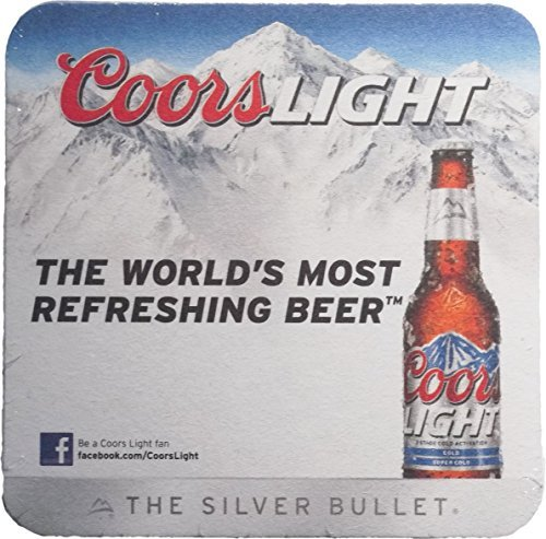coors-light-cardboard-coaster-pack-of-25
