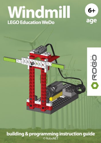 Amazon Windmill Wedo Ebook Lego Wedo Building Programming