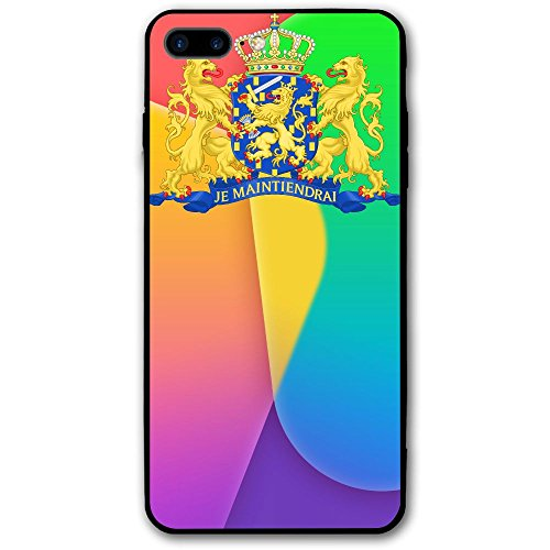 Coat Of Arms Netherlands Fashion IPhone 8 Plus Case Suitable For 5.5 Inches Netherland Coat Of Arms
