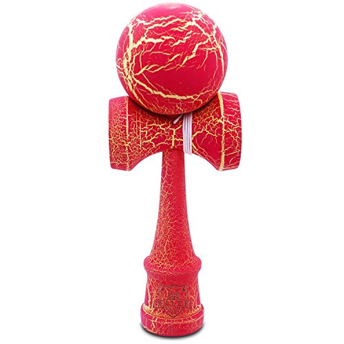 Yellow Cracked Kendama Extra String product image