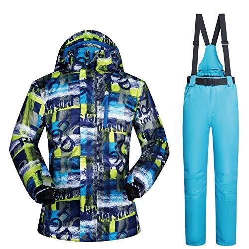 Épaissie Imperméable De Ski L'eau J À Pantalon Chaude Hommes Pour HvFHZq