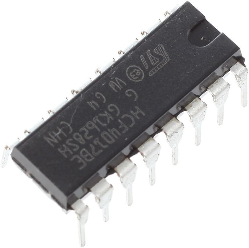 DIP-16 HCF4017BE Compteur decimal 10 pieces SODIAL R