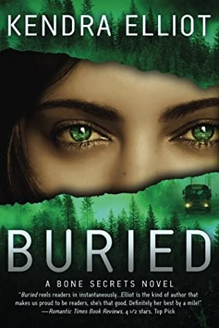 book cover of Buried