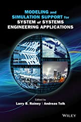 Modeling and Simulation Support for System of Systems Engineering Applications Hardcover
