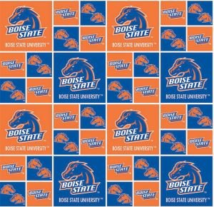 Boise State University By Sykel - 100% Cotton 44