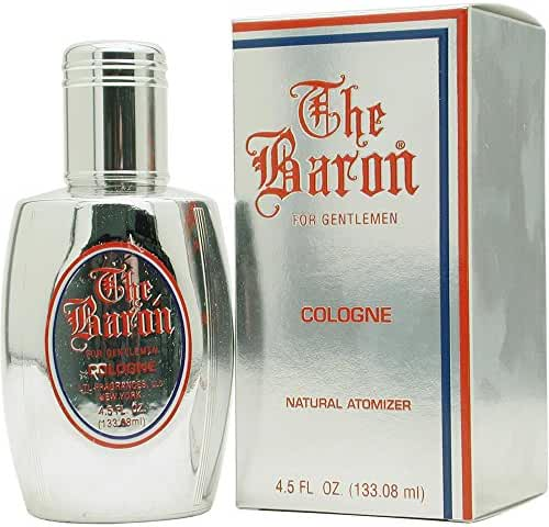 THE BARON by LTL COLOGNE SPRAY 4.5 OZ for MEN ---(Package Of 2)