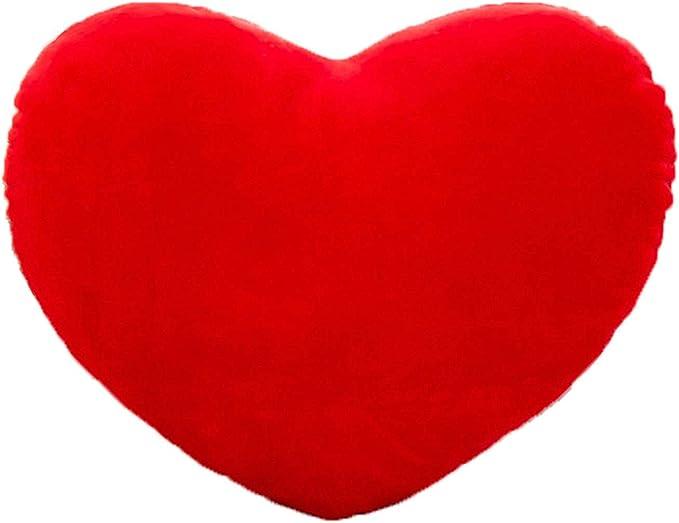 Lovely Heart-Shaped Plush Toy Rainbow Cloud Back Cushion Stuffed Doll Pillow JJ
