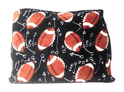 The Big One Throws, Assorted Designs (Navy - Football) ()