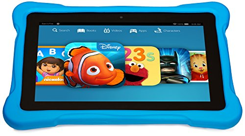 Kindle FreeTime Kid-Proof Case for Kindle Fire HDX 8.9, Blue ()