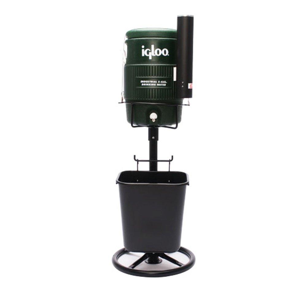 Tidiクーラースタンド/バスケット B005DVVC7G ブラック ブラック