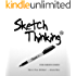 Sketch Thinking: Sketch ( for design) Thinking
