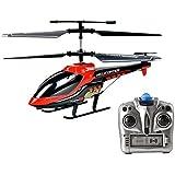 Vatos RC elicottero, elicottero telecomando Indoor 3.5 canali Hobby Mini RC elicottero volante 2 lame Sostituzione Incluso Regalo del giocattolo RC Plane per bambini Resistenza Crash Resistente, giro