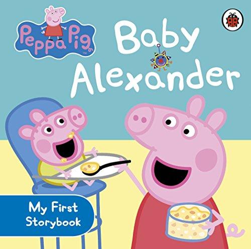 Peppa Pig: Baby Alexander - 5 - 6 Anos]()