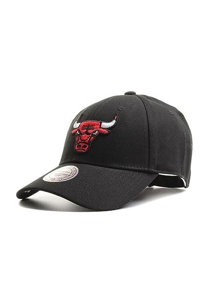 Mitchell & Ness Mujeres Gorras / Gorra Snapback NBA Team Logo Low Pro Chicago Bulls