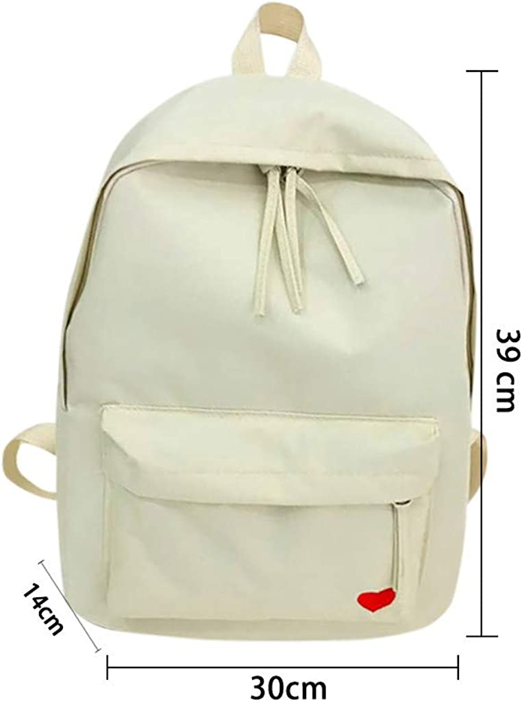 Backpack For Women New Fashion s Portable Casual Wild Cute Love Printing