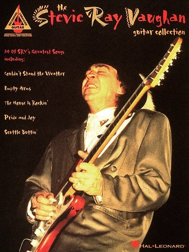 Hal Leonard The Stevie Ray Vaughan Guitar Collection - Gu...