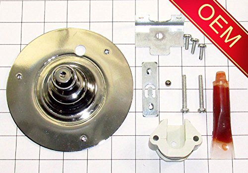 41784092500 Rear Dryer Bearing Kit (includes: Ball shaft, bearing, ball bearing, ball bearing retainer, high temperature lubricant and screws)
