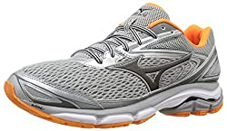 Mizuno Men's Wave Inspire 13 Running Shoe, Greyclownfish, 10 D Us