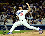 """Clayton Kershaw Los Angeles Dodgers Action Photo (Size: 8"""" x 10"""")"""