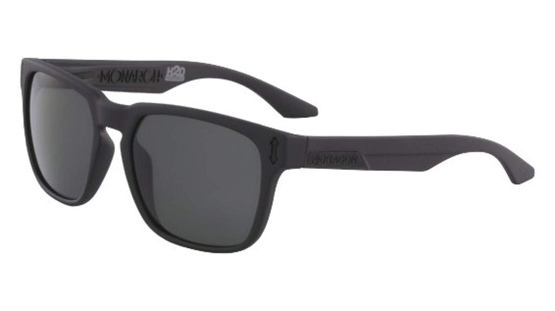 Sunglasses DRAGON DR MONARCH H 2 O NON-POLAR MATTE BLACK H2O WITH SMOKE LENS