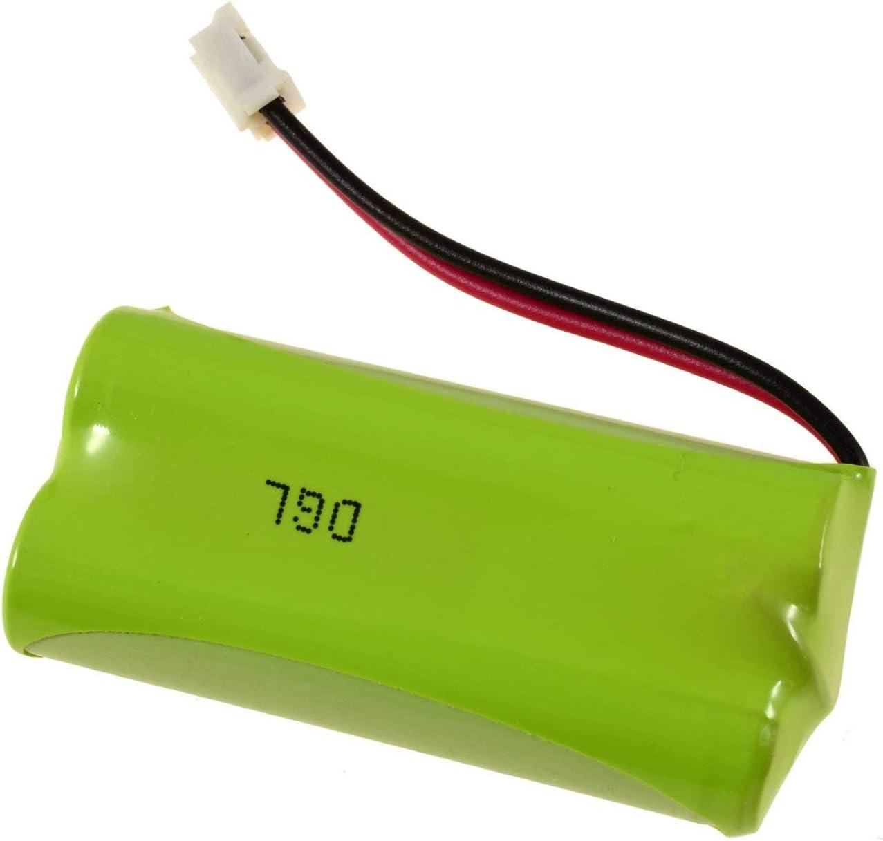 Batería para Siemens gigaset AS140: Amazon.es: Electrónica
