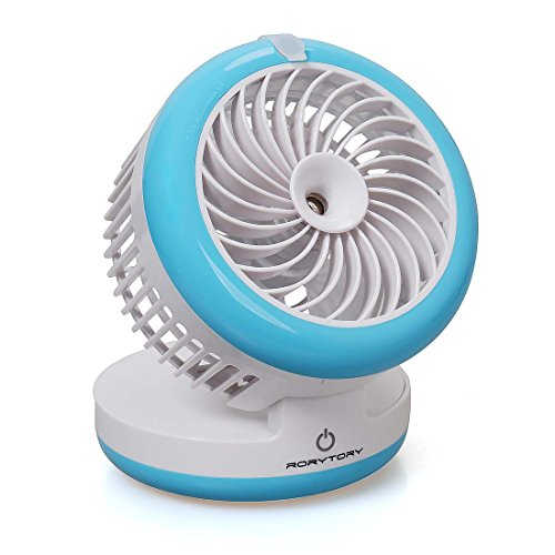 Best Portable Misting Fans With Tank : Rorytory mah powerbank usb rechargeable battery