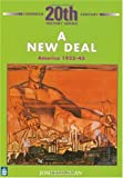 A New Deal America 1932-45, Josh Brooman, 058222375X