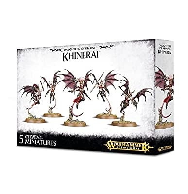 Daughters of Khaine Khinerai Warhammer Age of Sigmar by Games Workshop