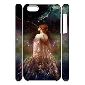 Custom Phone Cases Print Lilith Hard Case for iPhone 5c VY117954
