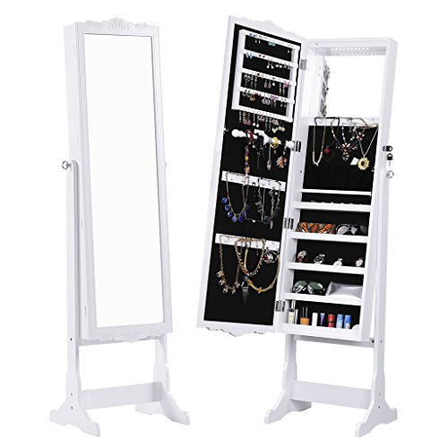 langria-lockable-carved-jewelry-cabinet-standing-jewelry-armoire-holder-organizer-with-led-lights-an