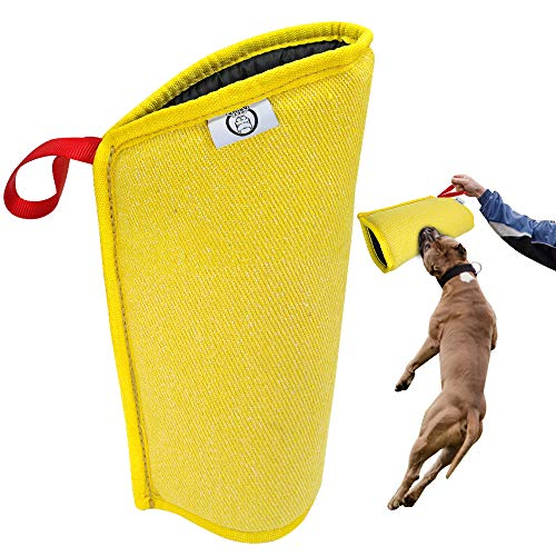(PET ARTIST Puppy Bite Sleeves for Small Breeds Primary Bite Training,Small Dogs Training Biting Tugging Toy Fit Malinois GSD Puppy)