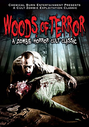 Woods of Terror: A Zombie Horror Cult (Fetish Shower)