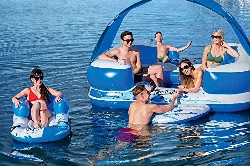 Amazon.com: Bestway CoolerZ Tropical Breeze III - Isla ...