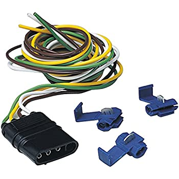 51MGyt jz5L._SL500_AC_SS350_ amazon com wesbar 707261 wishbone style trailer wiring harness how to replace trailer wiring harness at edmiracle.co