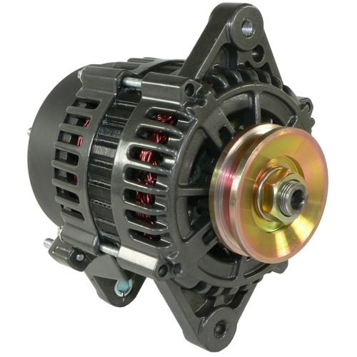 DB Electrical ADR0317 Marine Alternator For Mercruiser 3.0  4.0 5.0 6.0 7.0 8.0 9.0L 1998 - On, Mercruiser Engine 9.0 Model 900SC 99 00 01 02 and 3.0L 3.0LX 1999-2015 by DB Electrical