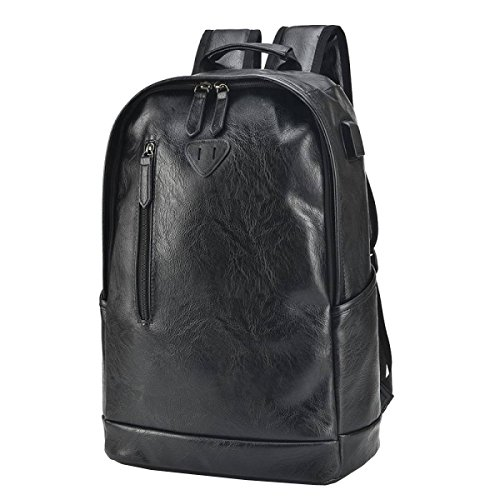 Casual Bag Laidaye Shoulder Backpack Black Travel Fashion Men FXwdOwx