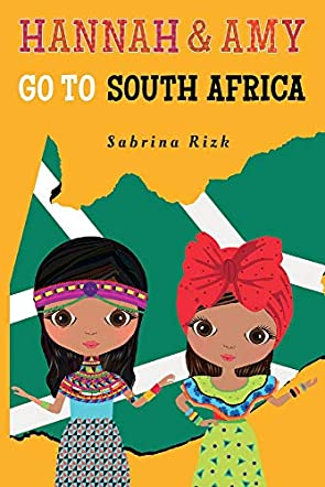 Hannah & Amy Go to South Africa