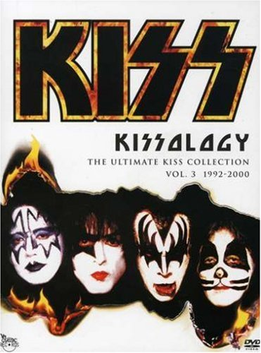 KISS: Kissology - The Ultimate KISS Collection, Vol. 3 (Kiss Music Videos)