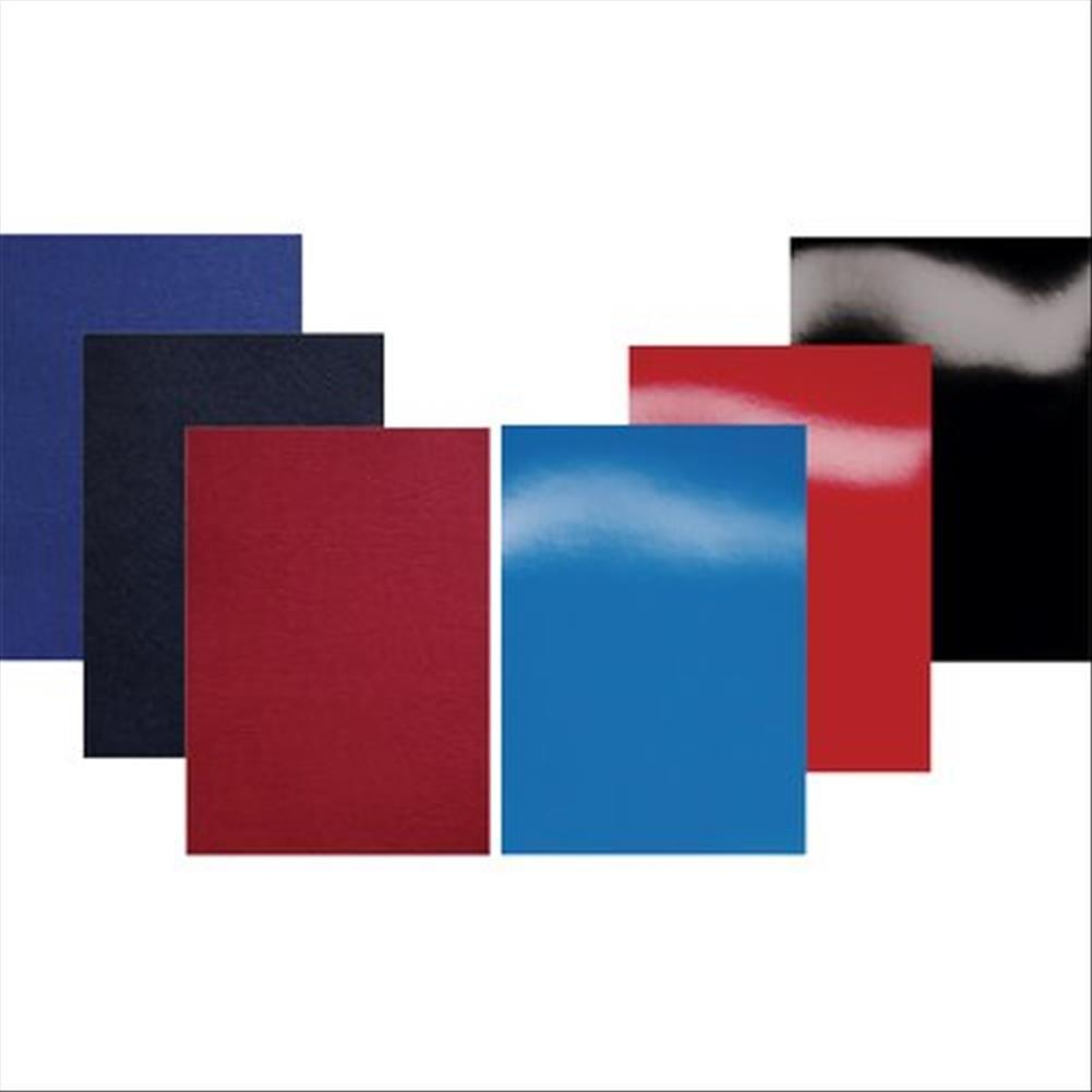 GBC Cf100Copert. Leathergrain F.Toa4 Bl ACCO Brands CE040025