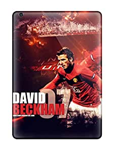 Tpu Shockproof Dirt Proof David Beckham Cover Case For Ipad Air