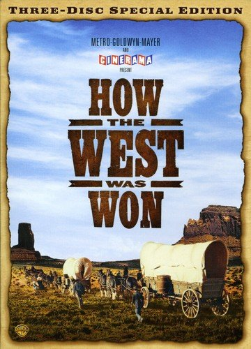 How the West Was Won (Three-Disc Special Edition) by Warner Brothers