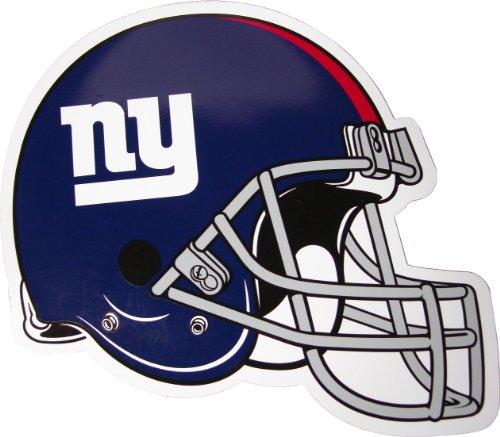 Fremont Die NFL New York Giants 8-Inch Magnet