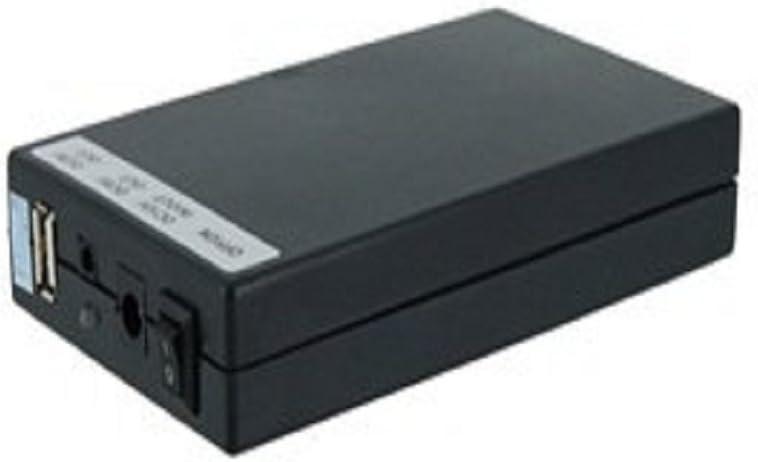Acten YSD-998 5V//9V//12V USB Super Capacity Rechargeable Li-ion Battery