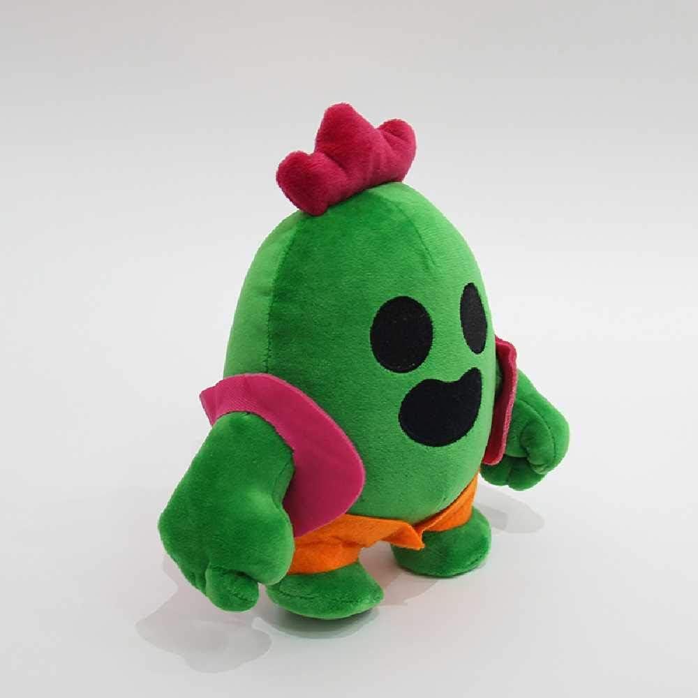 Flower Cactus Plush Doll 20CM Anime Game Spike Model Doll Peluche De Peluche Cactus Soft Stuffed Toys para Ni/ños Ni/ños 2 Piezas