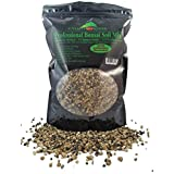 Bonsai Soil Mix - Premium Professional, All Purpose, Sifted and Ready to Use Tree Potting Blend in Easy Zip Bag - Akadama, Bl