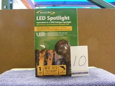 Malibu LED Spotlight 15W (50W Halogen Equivalent) Low Voltage 8406-2650-01 (1 - Lights)