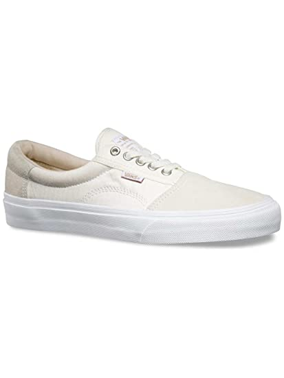 22cd1a19cb Image Unavailable. Image not available for. Color  Vans Rowley Solos  (Herringbone White) Mens Skate Shoes-7