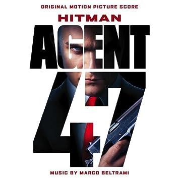 Original Soundtrack Score Hitman Agent 47 Original