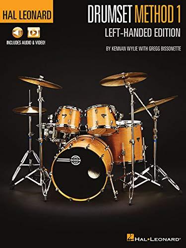 Hal Leonard Drumset Method - Left-Handed Edition