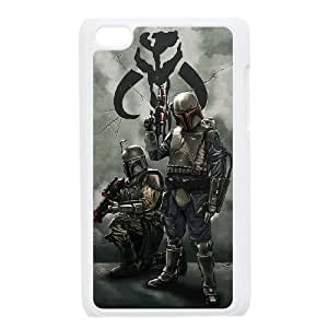 C-EUR Customized Phone Case Of Star Wars Soldier For Ipod Touch 4